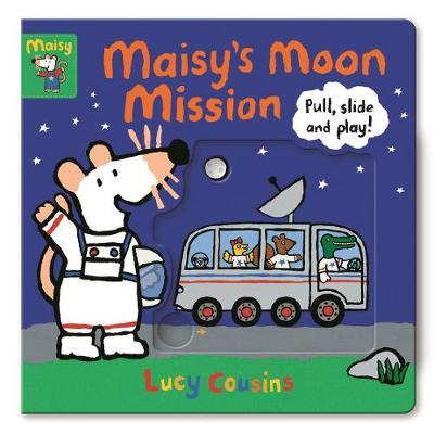 Maisy's Moon Mission - Lucy Cousins