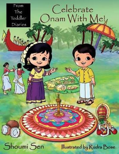Celebrate Onam With Me! - Shoumi Sen