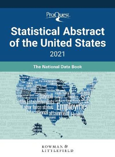 ProQuest Statistical Abstract of the United States 2021 - ProQuest