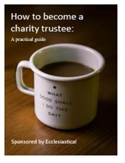 How to become a charity trustee - Lynn Cadman