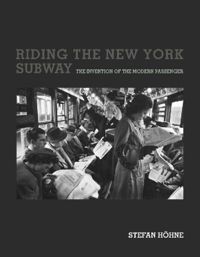 Riding the New York Subway - Stefan Hohne