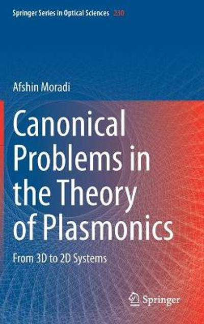 Canonical Problems in the Theory of Plasmonics - Afshin Moradi