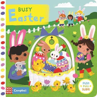 Busy Easter - Campbell Books