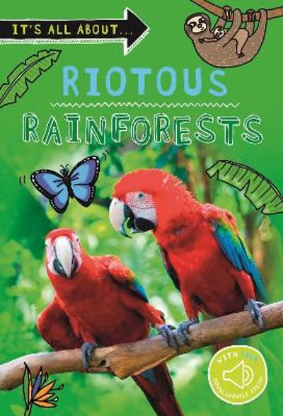 It's all about... Riotous Rainforests - Kingfisher