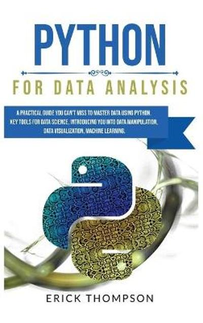 Python for Data Analysis - Erick Thompson