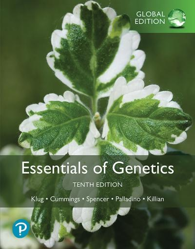 Essentials of Genetics, Global Edition - William S. Klug