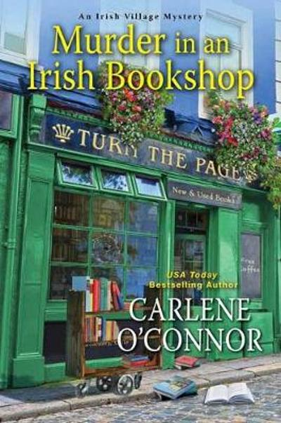 Murder in an Irish Bookshop - Carlene O'Connor