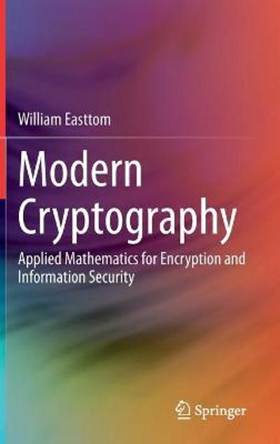 Modern Cryptography - William Easttom