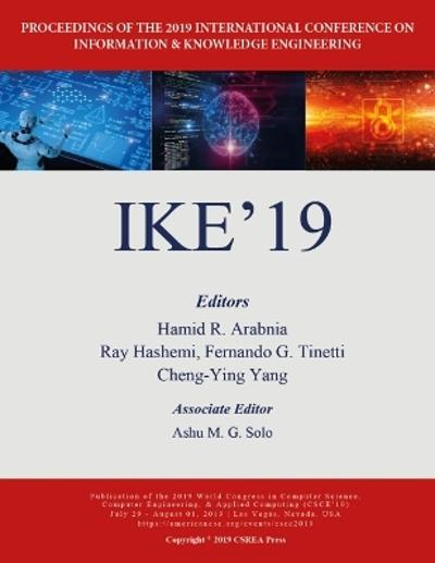 Information and Knowledge Engineering - Hamid R. Arabnia