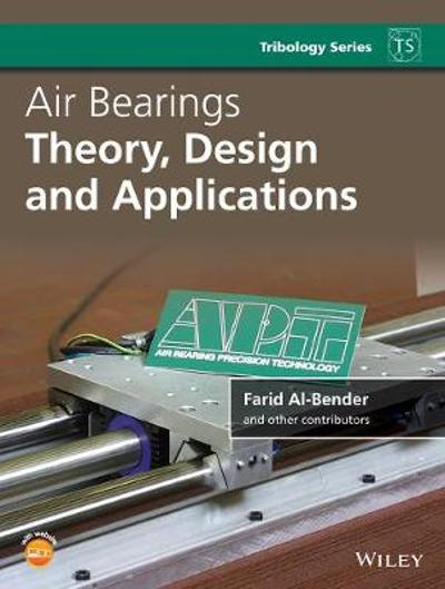 Air Bearings - Farid Al-Bender