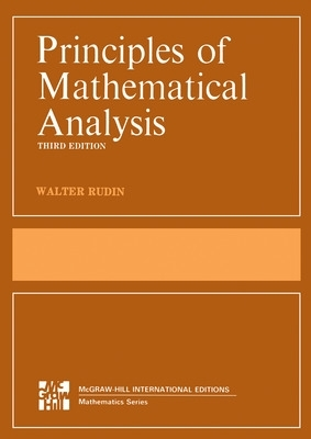Principles of Mathematical Analysis (Int'l Ed) - Walter Rudin