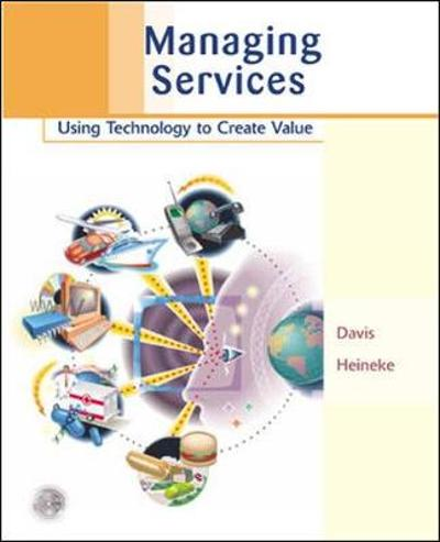 Managing Services: People and Technology - Mark Davis