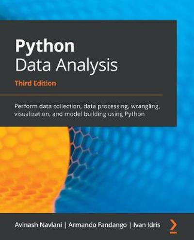Python Data Analysis - Avinash Navlani
