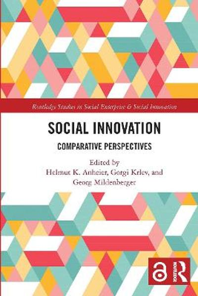 Social Innovation [Open Access] - Helmut Anheier