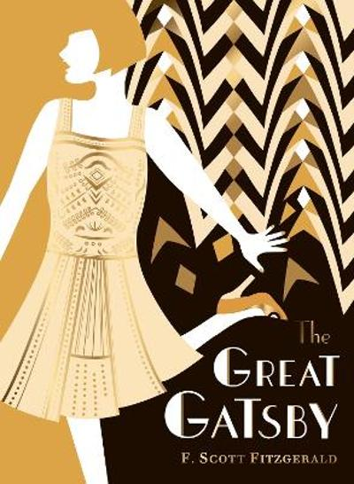 The Great Gatsby: V&A Collector's Edition - F. Scott Fitzgerald