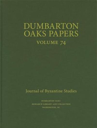 Dumbarton Oaks Papers, 74 - Colin M. Whiting
