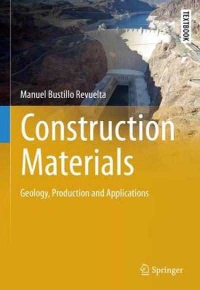Construction Materials - Manuel Bustillo Revuelta