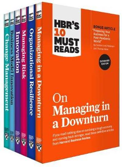 HBR's 10 Must Reads for the Recession Collection (6 Books) - Harvard Business Review
