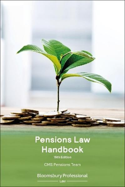 Pensions Law Handbook - CMS Pensions Team
