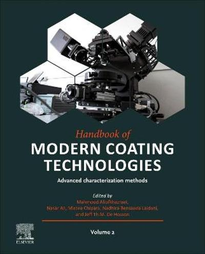 Handbook of Modern Coating Technologies - Mahmood Aliofkhazraei