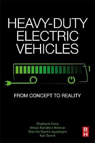 Heavy-Duty Electric Vehicles - Shashank Arora