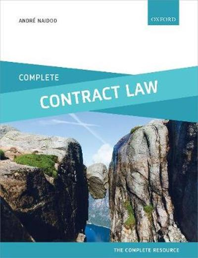 Complete Contract Law - Andre Naidoo