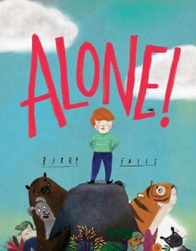 Alone! - Barry Falls