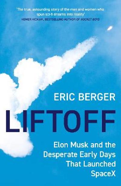 Liftoff - Eric Berger