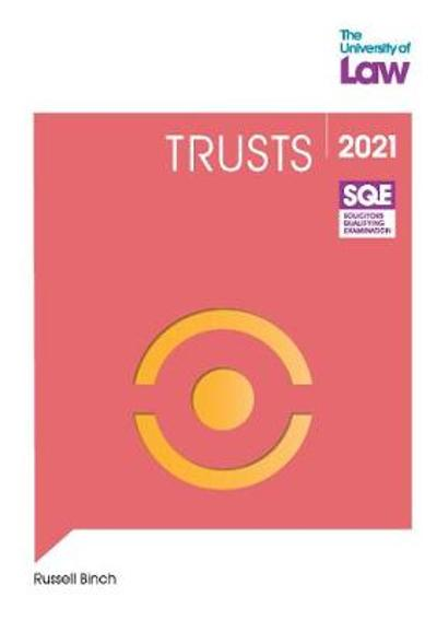 SQE - Trusts - Russell Binch