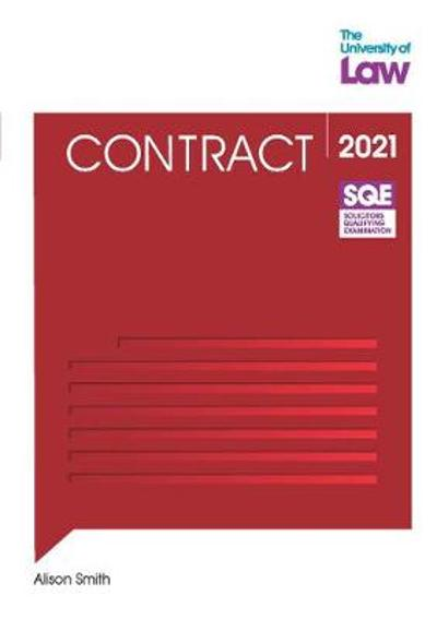 SQE - Contract - Alison Smith