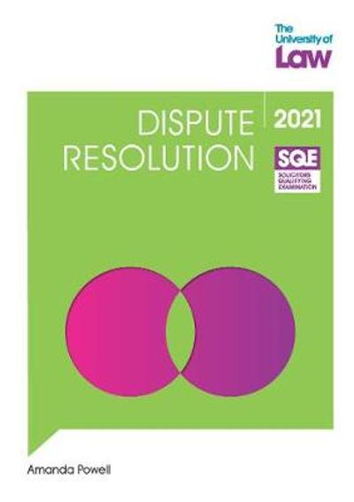 SQE - Dispute Resolution - Amanda Powell