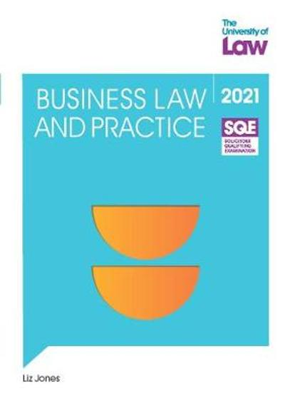 SQE - Business Law and Practice - Liz Jones