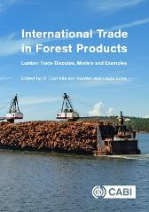 International Trade in Forest Products - Professor G. Cornelis van Kooten Linda Voss Joseph Buongiorno Jinggang Guo Craig Johnston Xintong Li Fatemeh Mokhtarzadeh Harry Nelson Prakash Nepal Jeffrey Prestemon