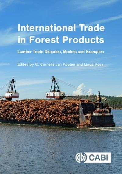 International Trade in Forest Products - Professor G. Cornelis van Kooten