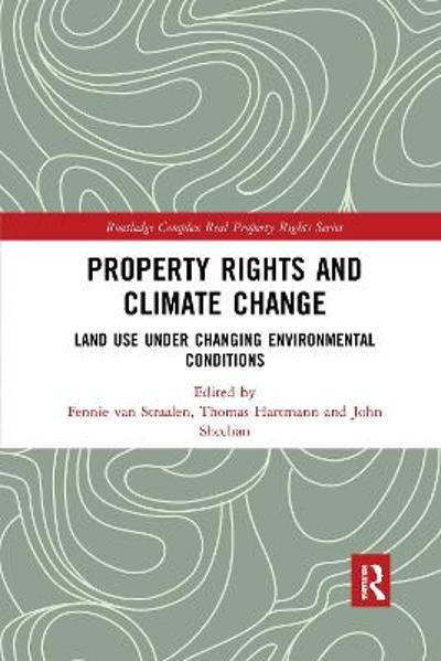 Property Rights and Climate Change - Fennie van Straalen