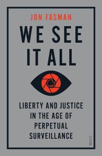 We See It All - Jon Fasman