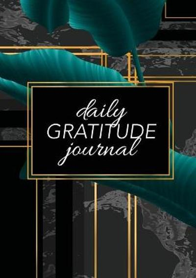 Daily Gratitude Journal - Blank Classic
