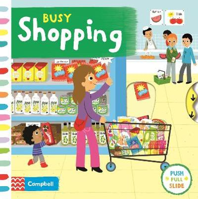 Busy Shopping - Campbell Books