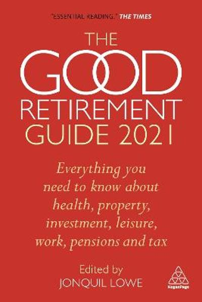 Good Retirement Guide 2021 - Jonquil Lowe