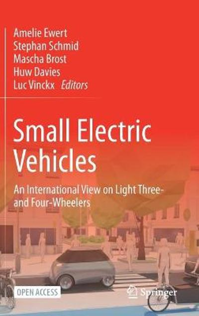 Small Electric Vehicles - Amelie Ewert