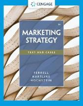 Marketing Strategy - Michael Hartline Bryan Hochstein O. C. Ferrell