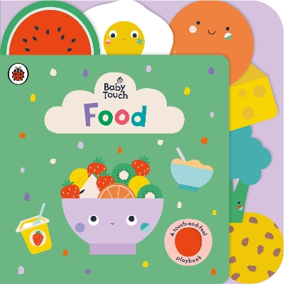 Baby Touch: Food - Ladybird