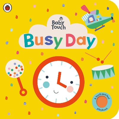 Baby Touch: Busy Day - Ladybird