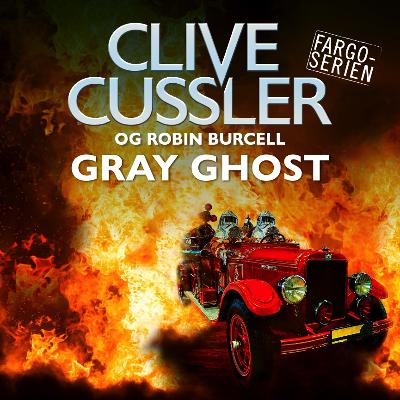 Gray ghost - Clive Cussler