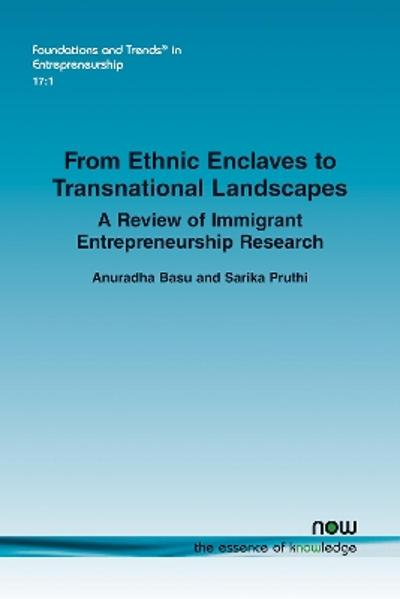 From Ethnic Enclaves to Transnational Landscapes - Anuradha Basu