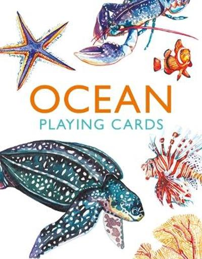 Ocean Playing Cards - Holly Exley
