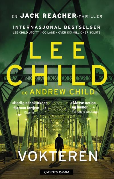 Vokteren - Lee Child