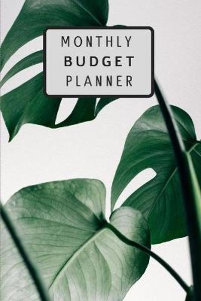 Monthly Budget Planner - Chase Malone