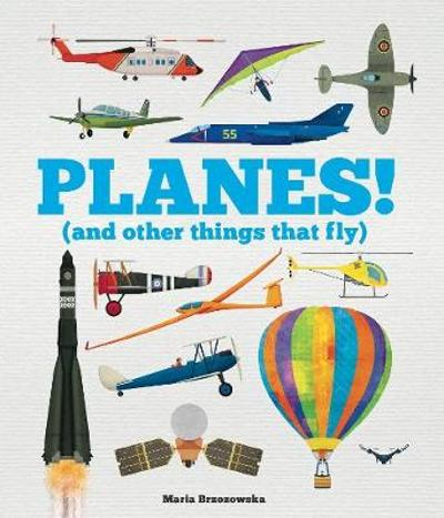 Planes! (and Other Things that Fly) - Bryony Davies
