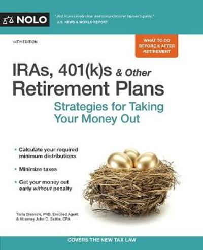 IRAs, 401(k)s & Other Retirement Plans - Twila Slesnick